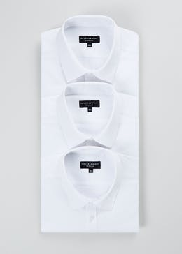 Taylor & Wright 3 Pack Regular Fit Short Sleeve Shirts