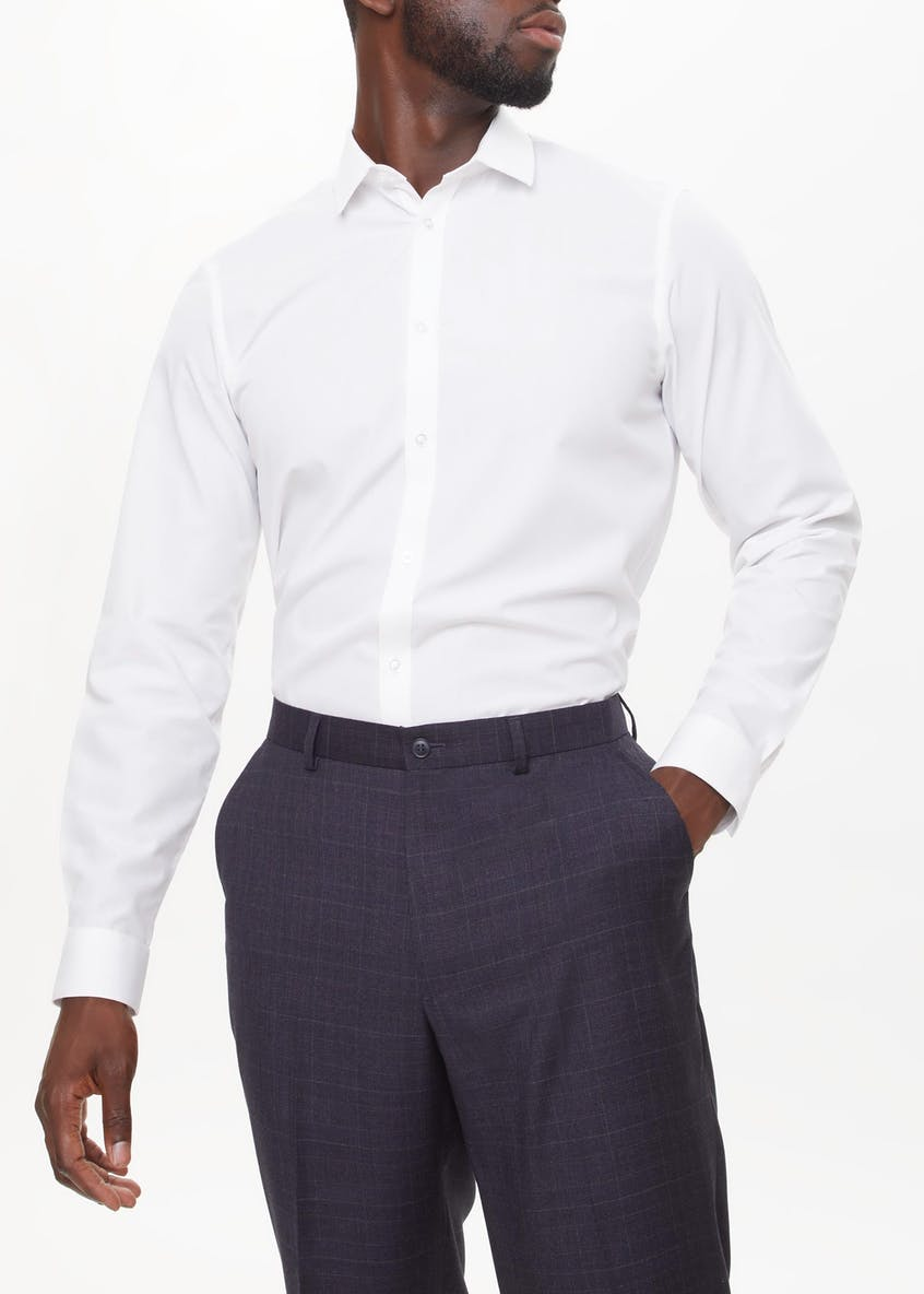 Taylor & Wright 3 Pack Slim Fit Long Sleeve Shirts