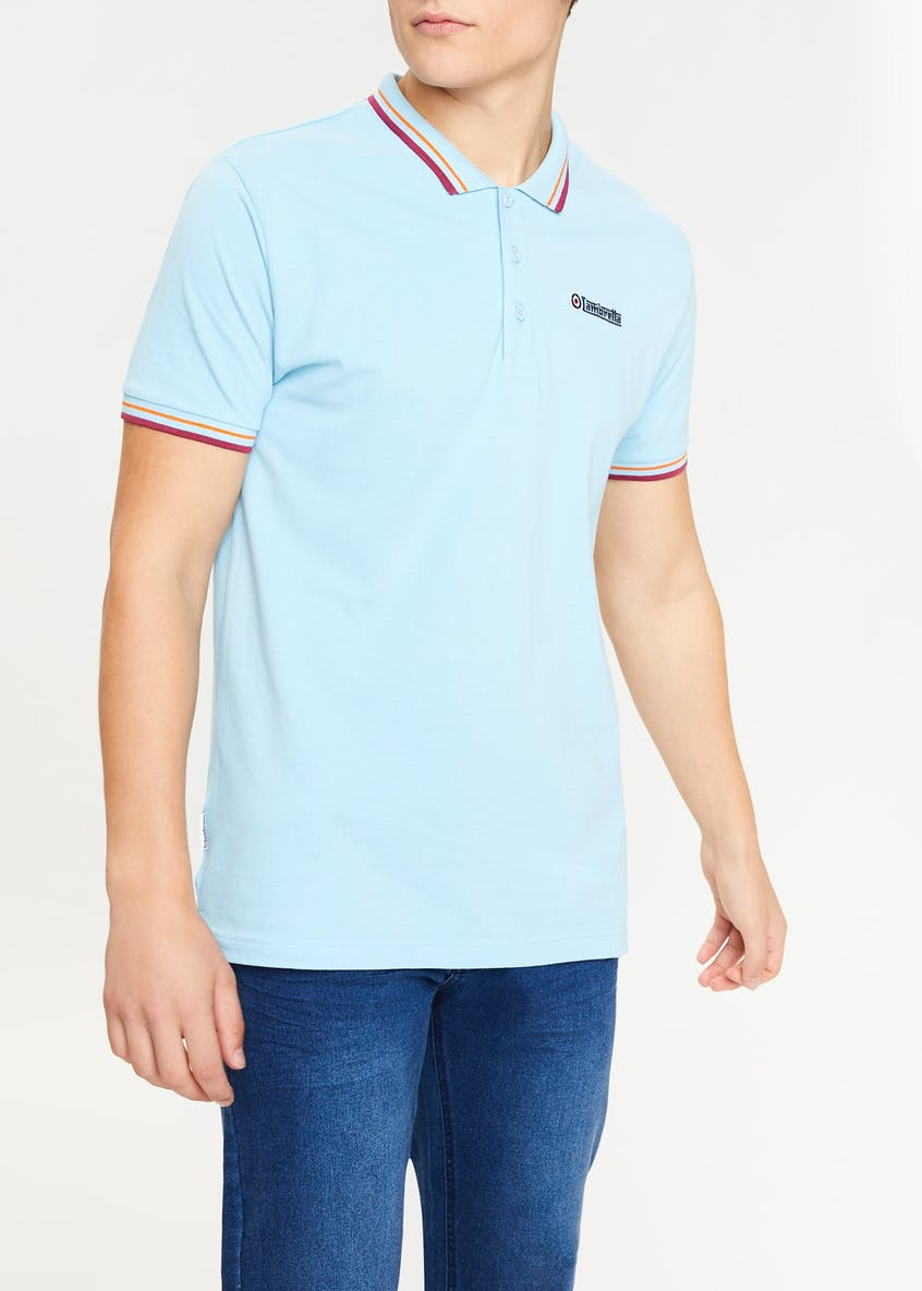 Lambretta Short Sleeve Polo Shirt