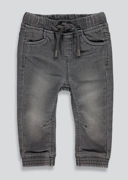 Boys Cuffed Stretch Jeans (9mths-6yrs)