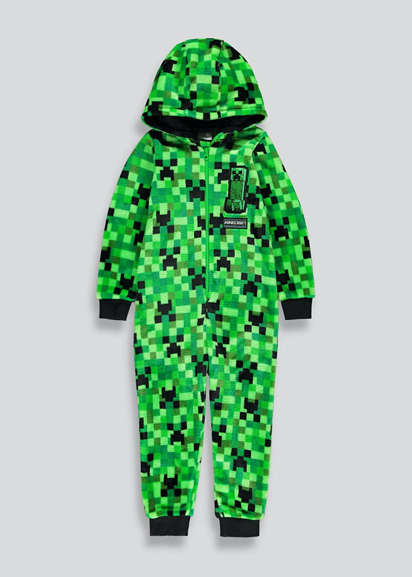Kids Minecraft Onesie (6-10yrs)
