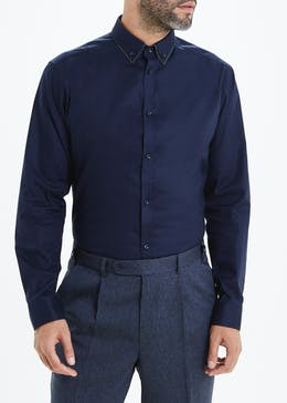 Taylor and Wright Regular Double Collar Shirt