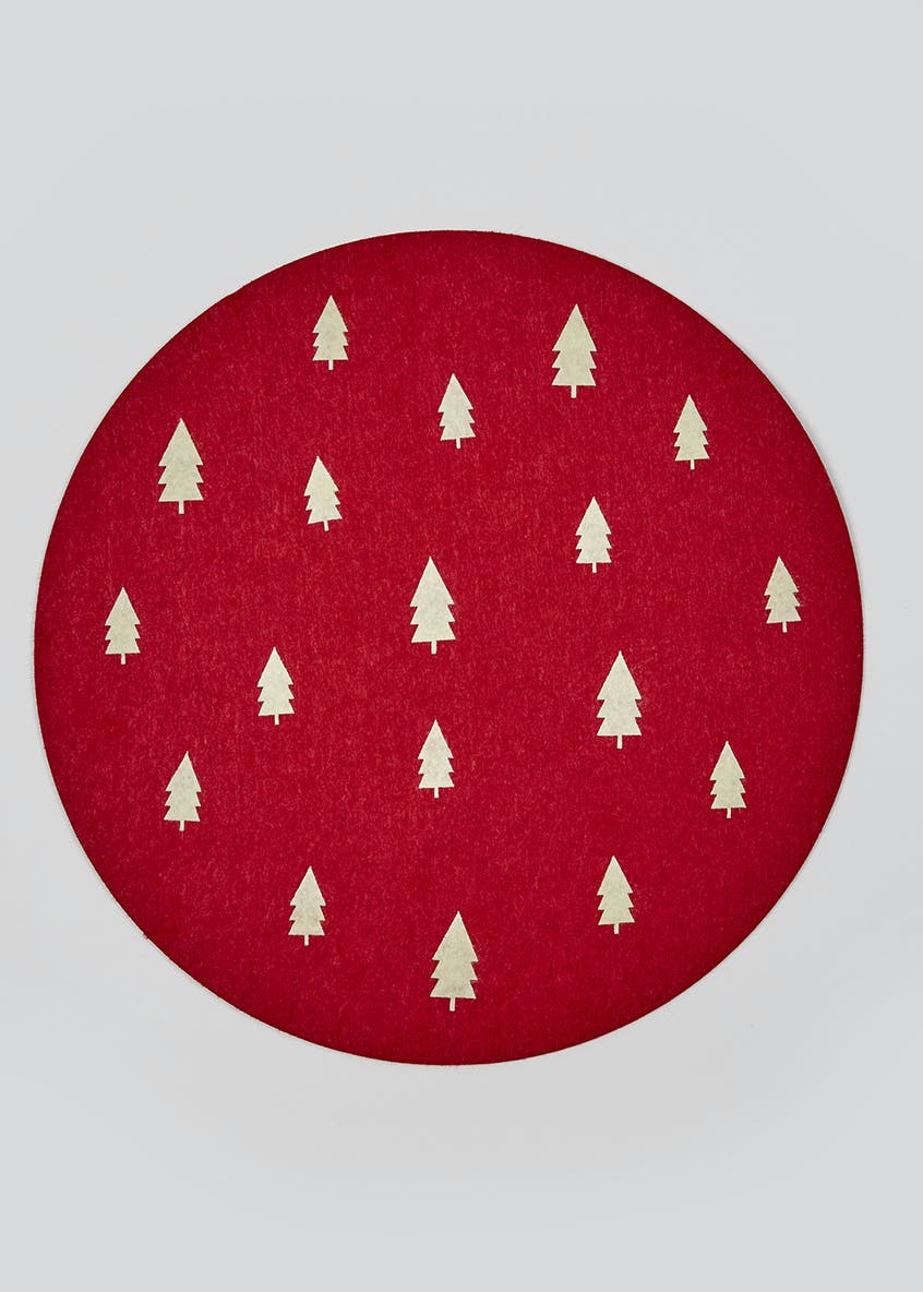Christmas Tree Place Mat (34cm)