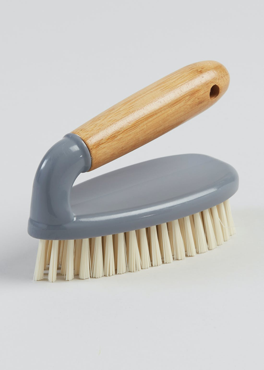 Wooden Handle Dish Brush (15cm x 10cm)