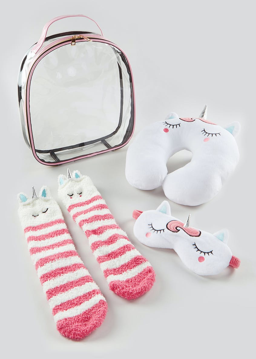 Unicorn Travel Set