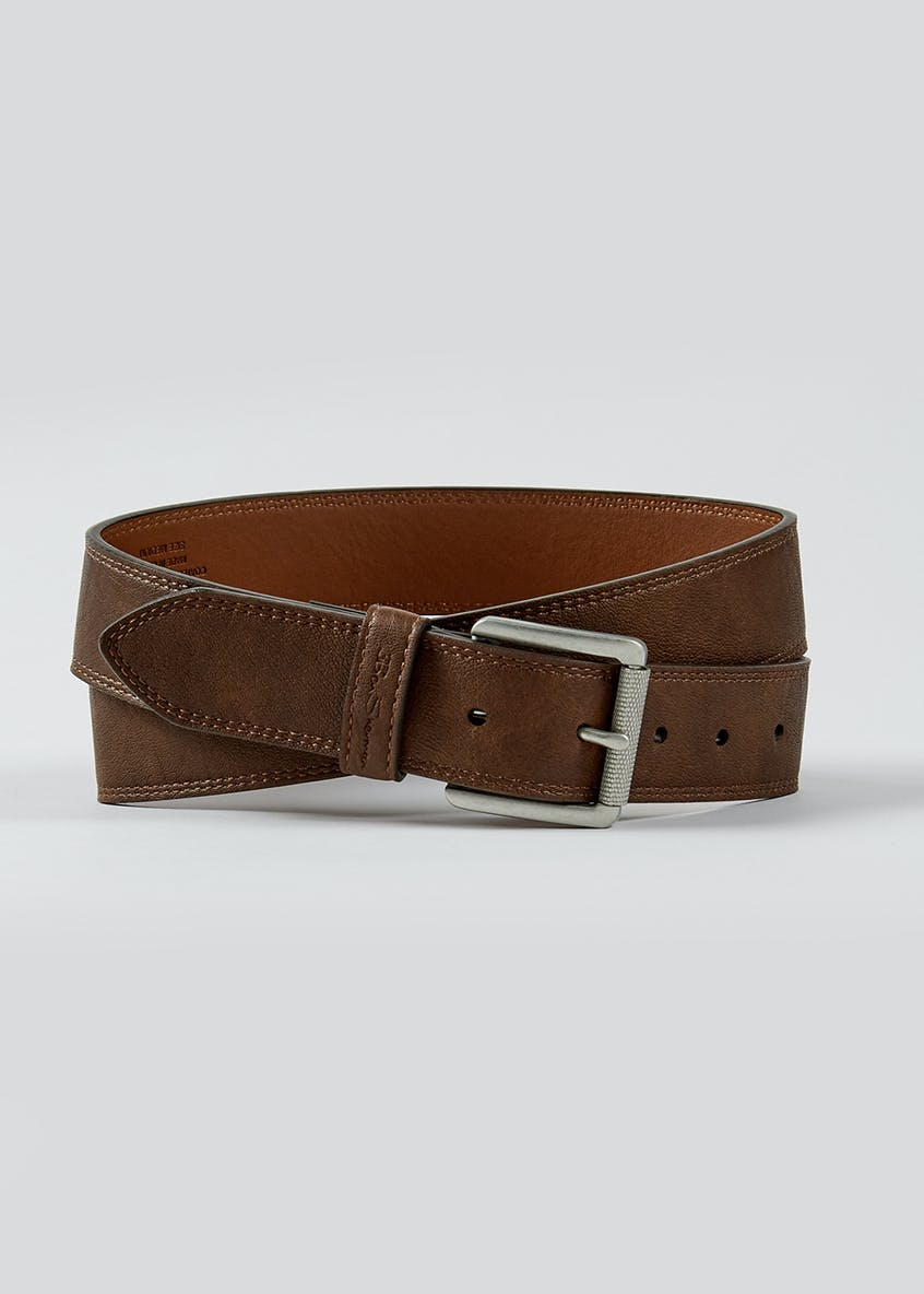 Ben Sherman Real Leather Belt