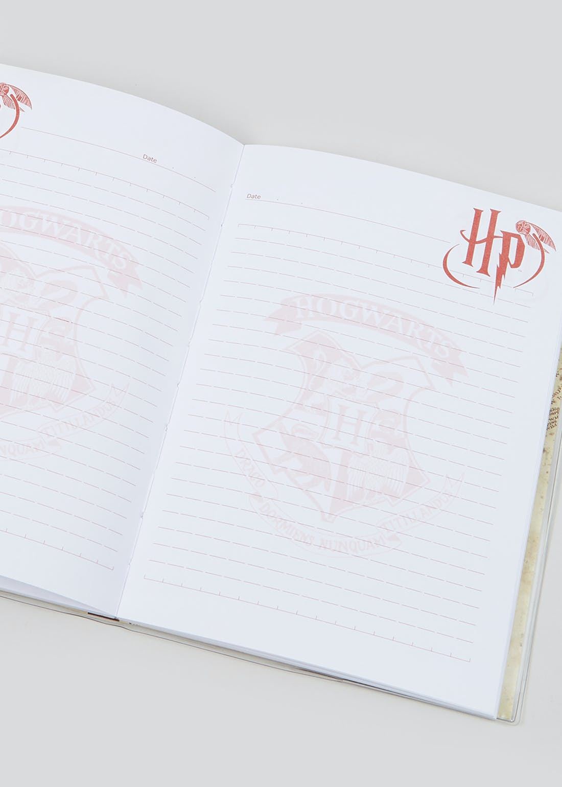 Harry Potter Reversible Notebook (A5)