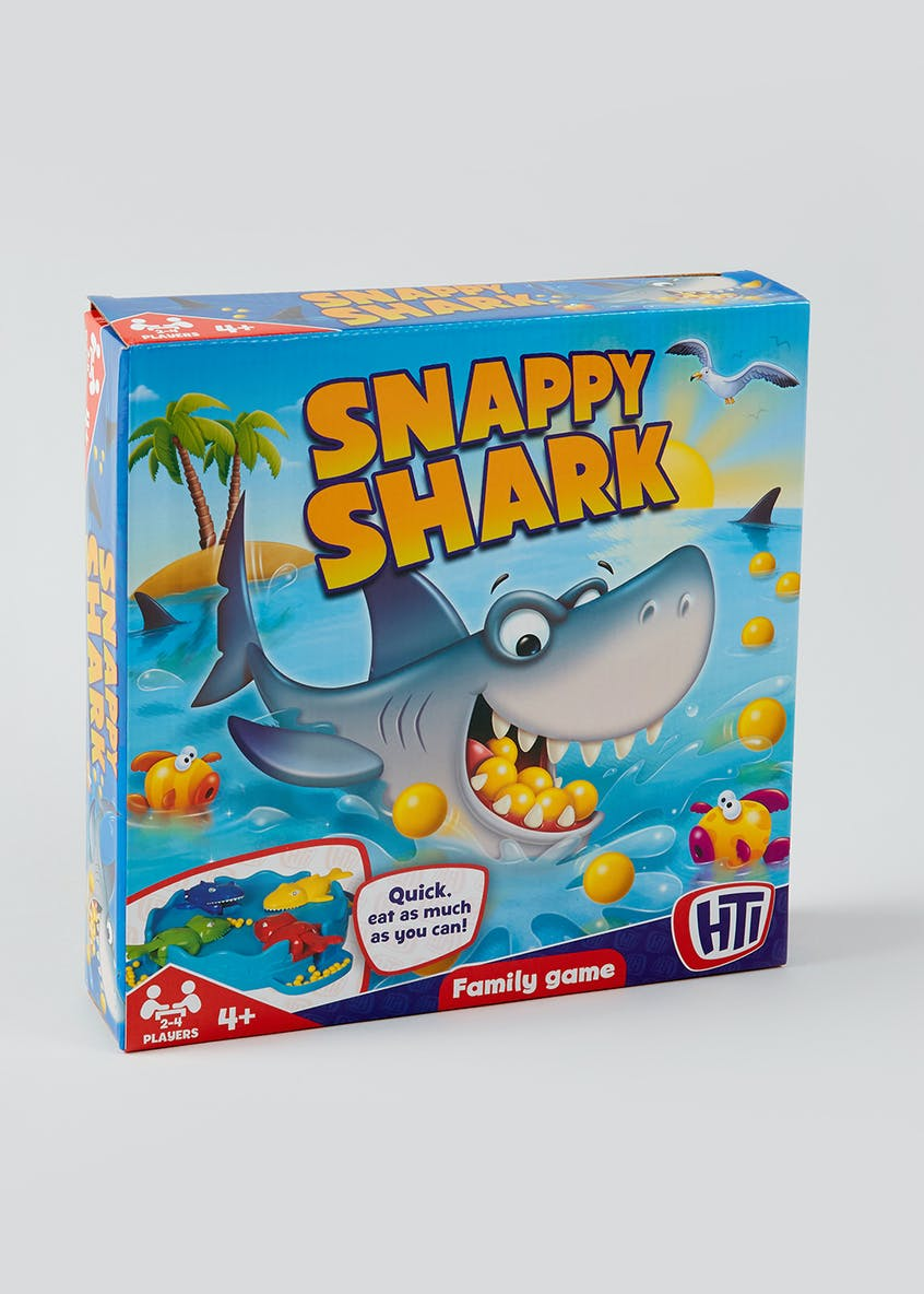 Snappy Shark Game (27cm x 27cm x 6cm)