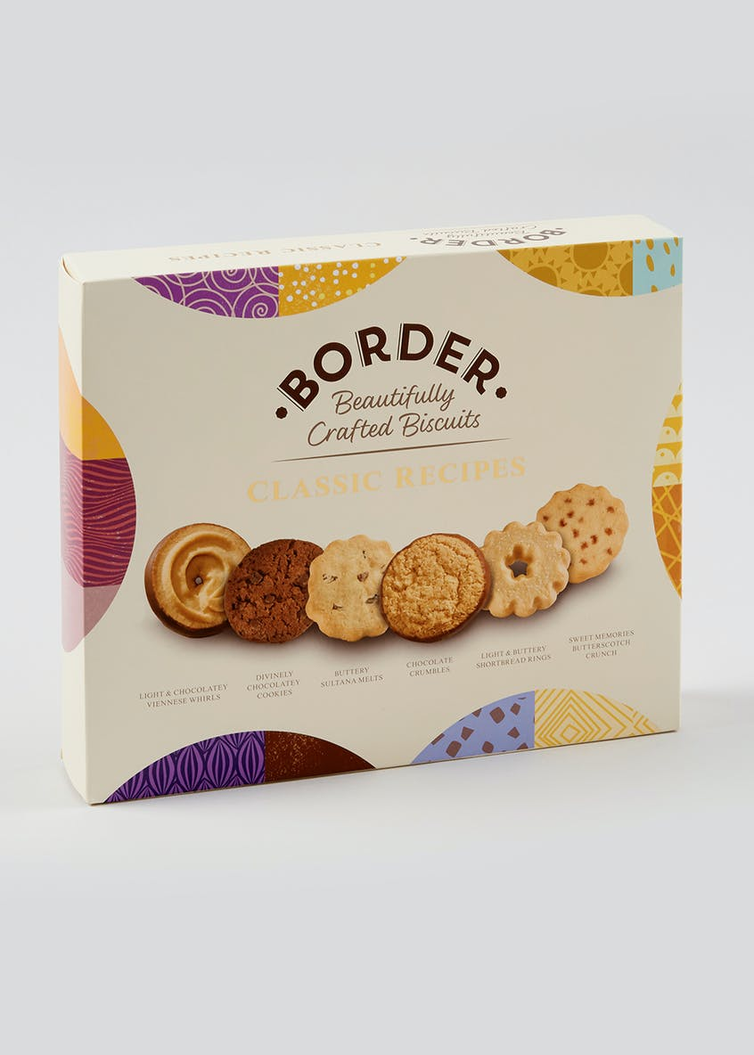 Border Biscuits Classic Recipes Selection (22cm x 27cm x 5cm)