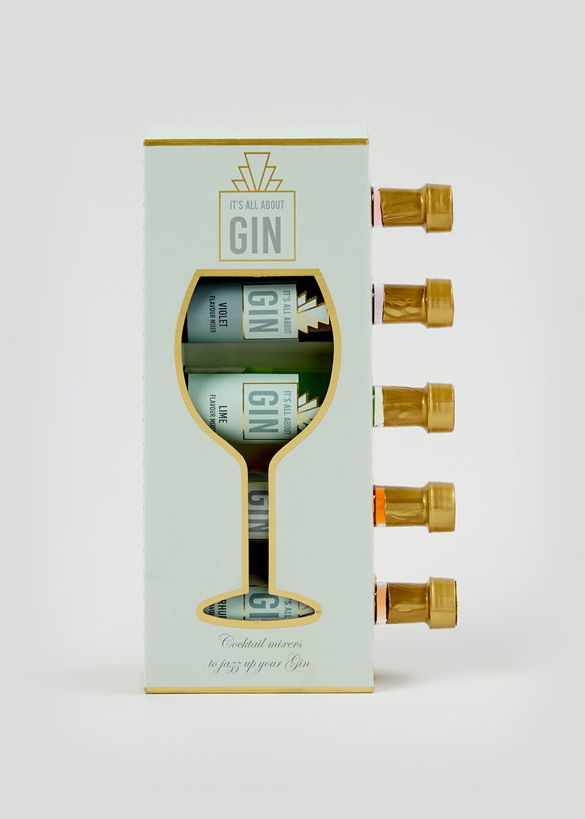 5 Pack Gin Toppers (5 x 50ml)
