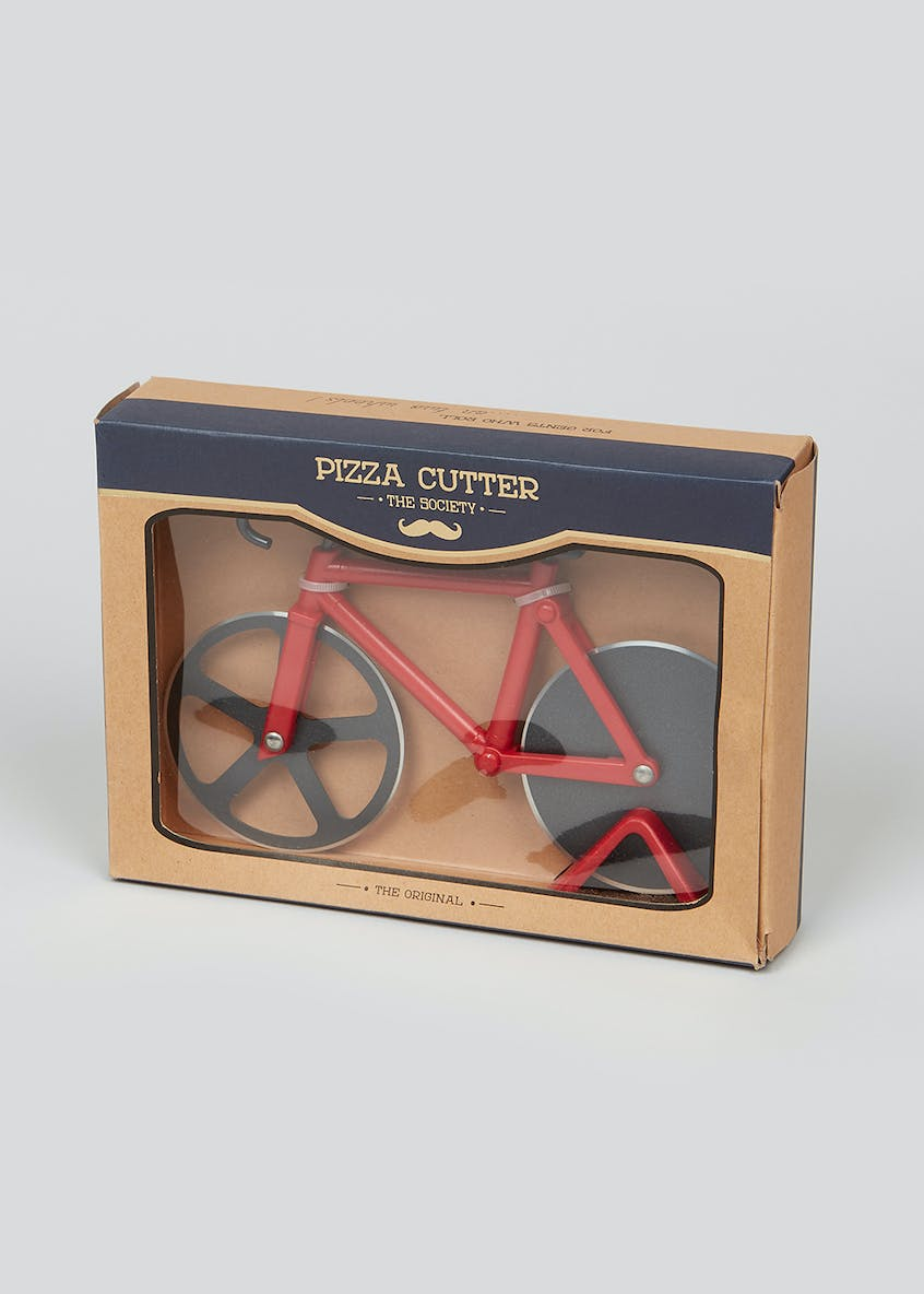 Bike Pizza Cutter (20cm x 14cm x 4cm)