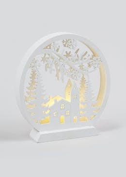 LED Globe Christmas Decoration