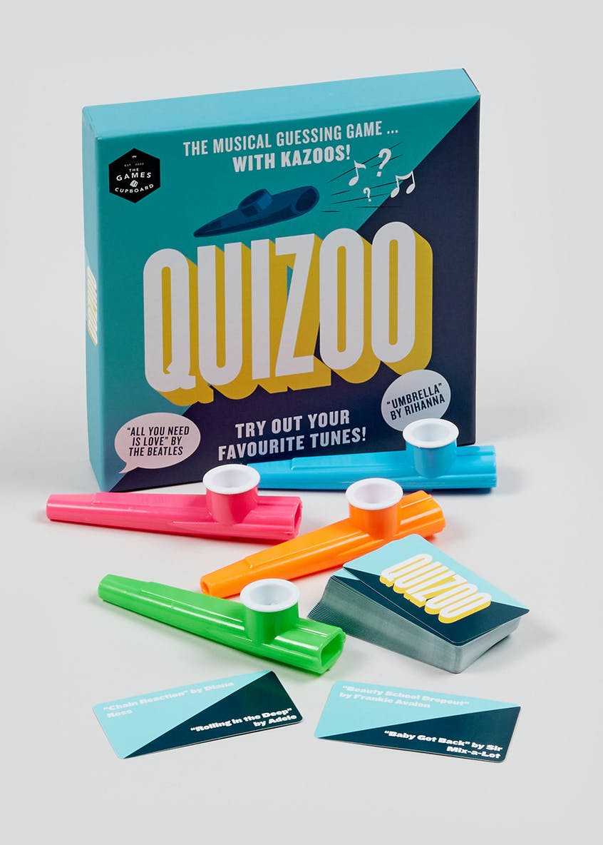 Christmas Quizoo Guessing Game