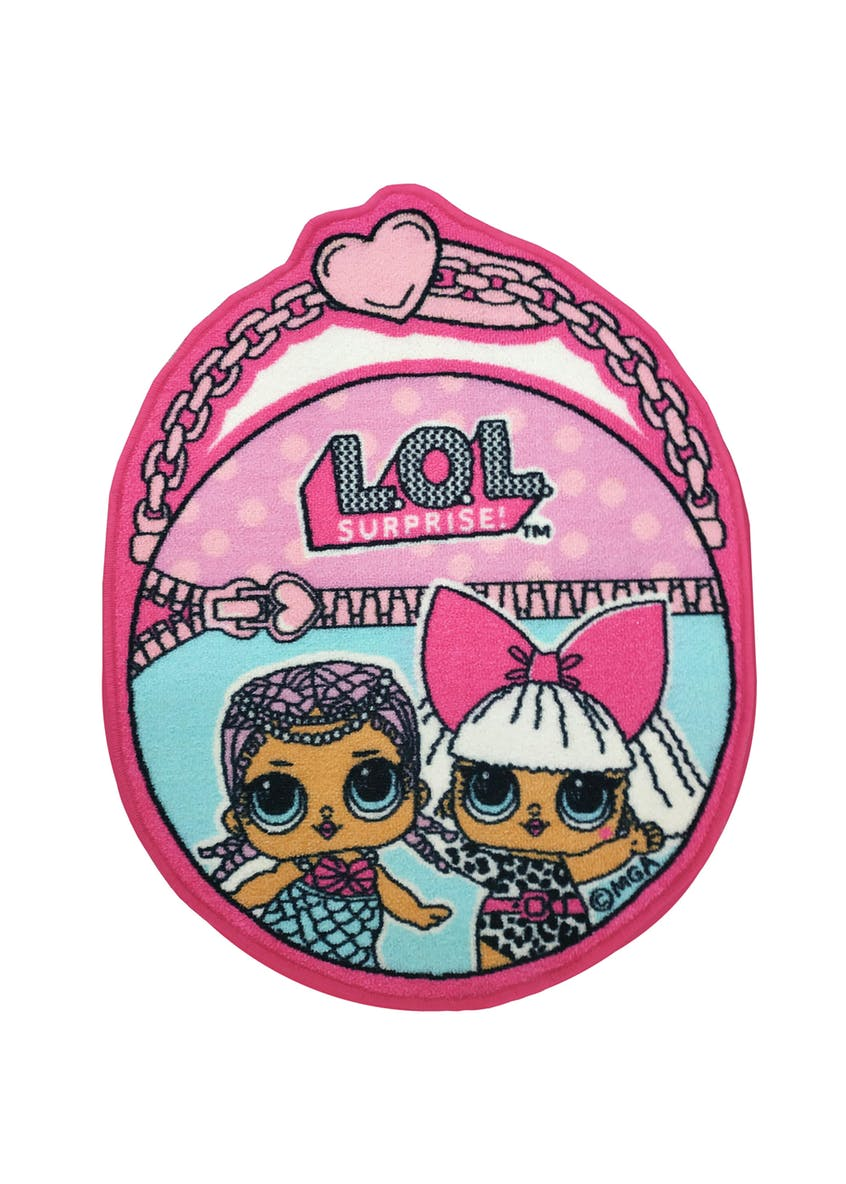 L.O.L Surprise Bag Rug (67cm x 86cm)