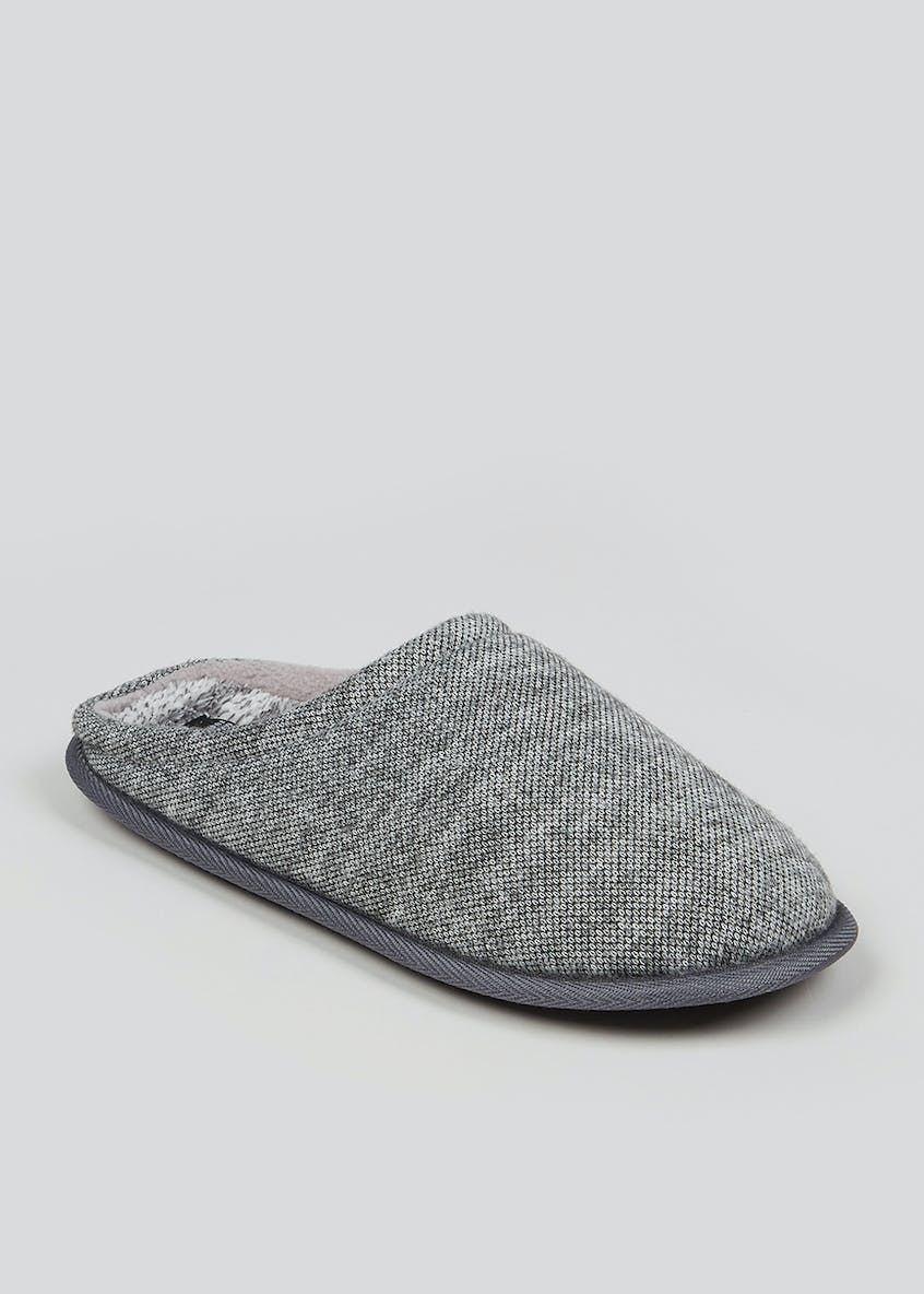 Memory Foam Mule Slipper