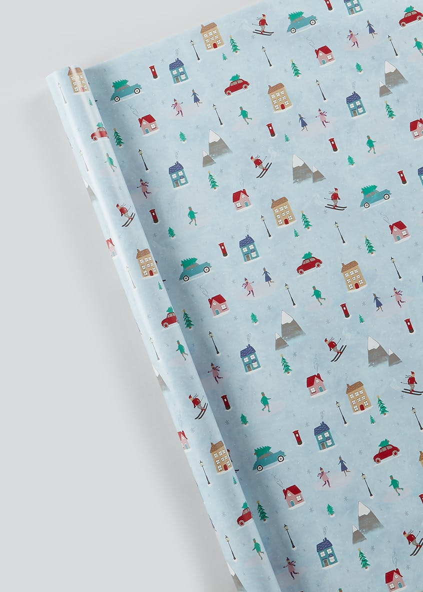 Christmas Wrapping Paper (4m)