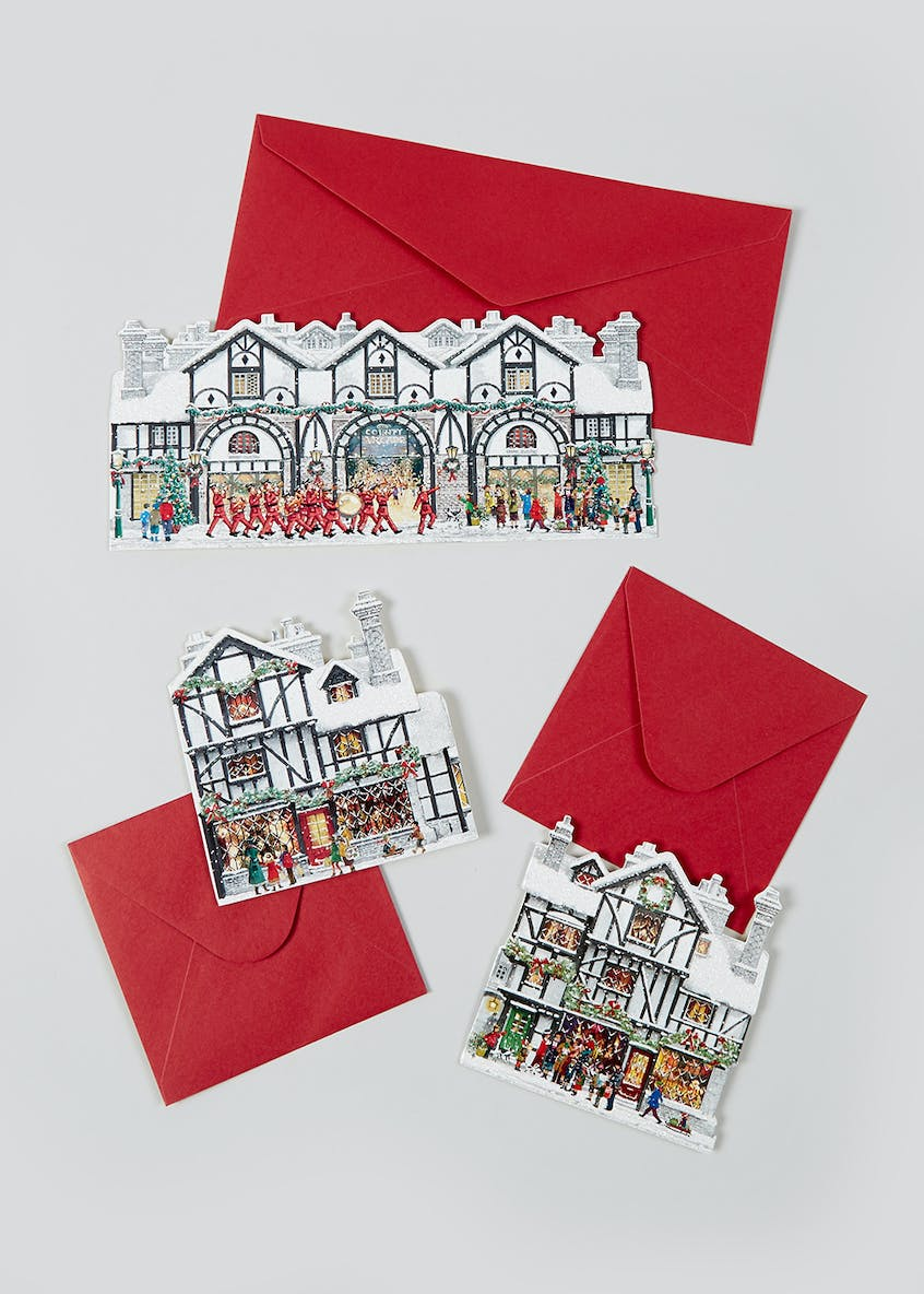 15 Pack Christmas Cards