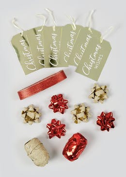Christmas Wrap Accessory Pack