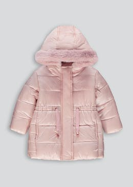 meticulous dyeing processes really cheap terrific value Girls Coats & Jackets - Padded, Quilted & Fur - Matalan ...