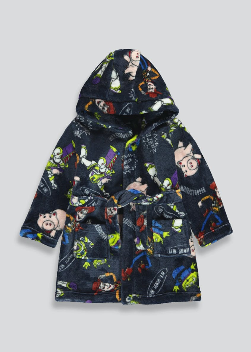 Kids Toy Story Dressing Gown (12mths-7yrs)