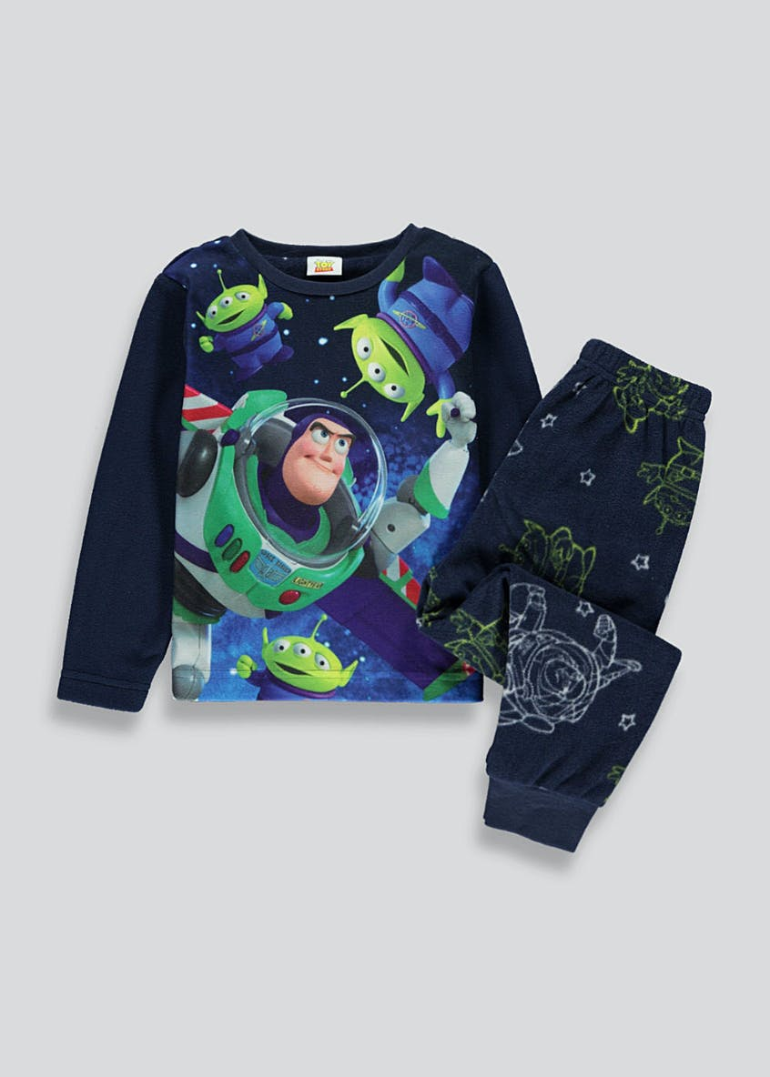Kids Toy Story Fleece Pyjama Set (12mths-7yrs)