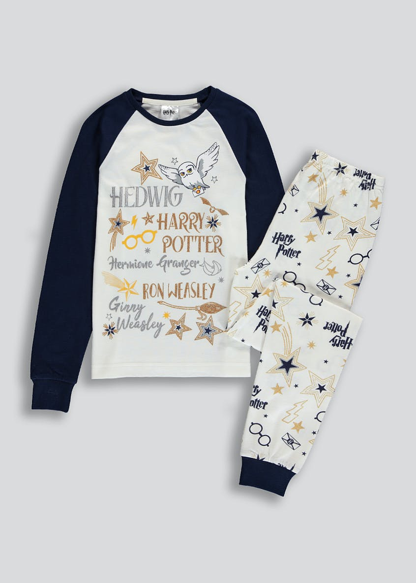 Kids Harry Potter Pyjama Set (5-12yrs)