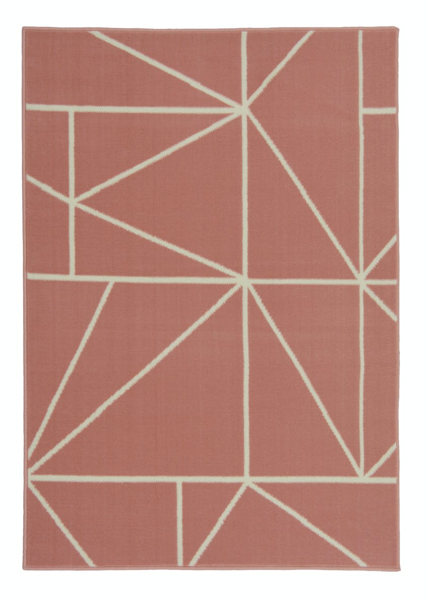Medium Geometric Rug (110cm x 160cm)