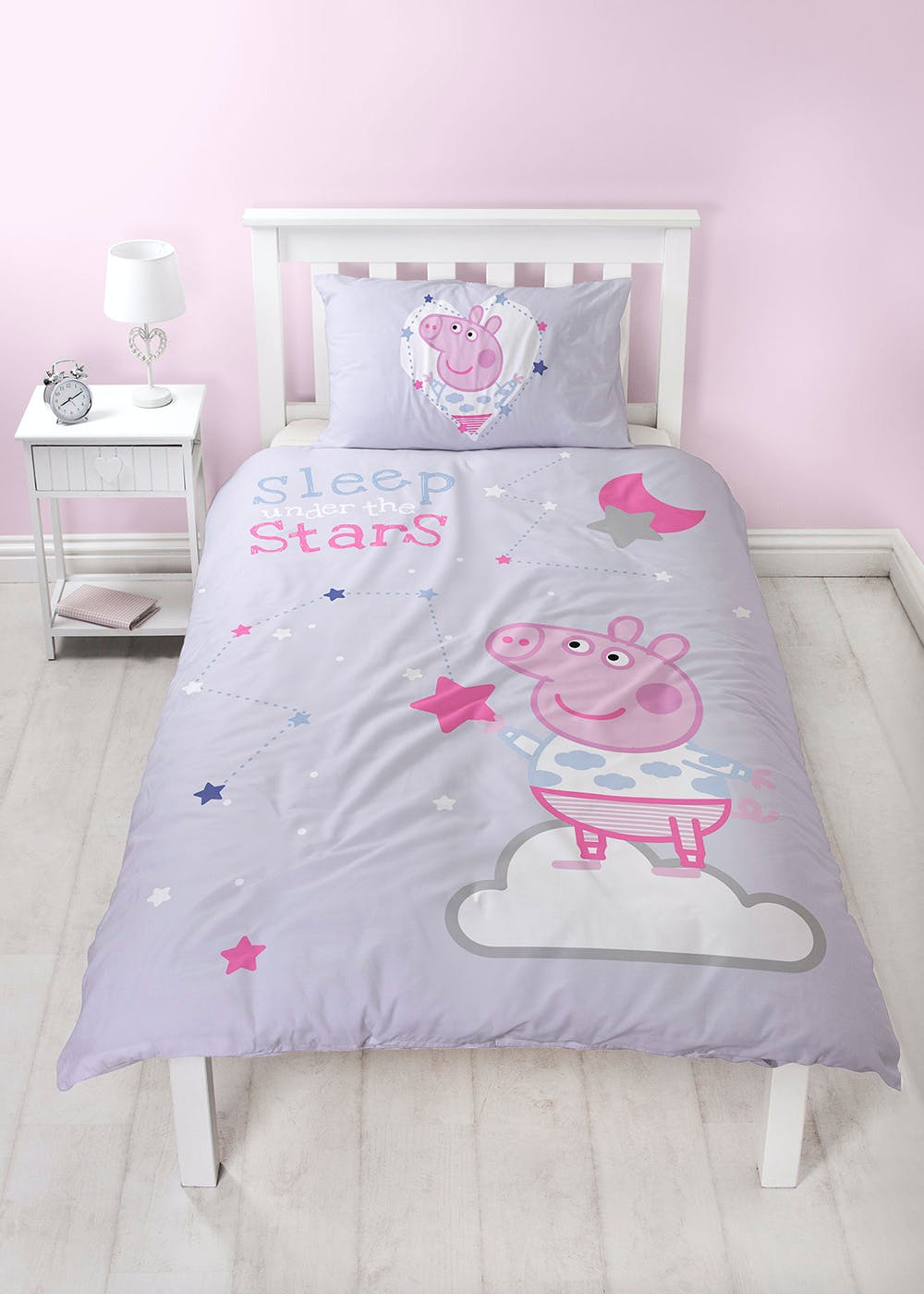 Kids Peppa Pig Duvet Cover (Single)