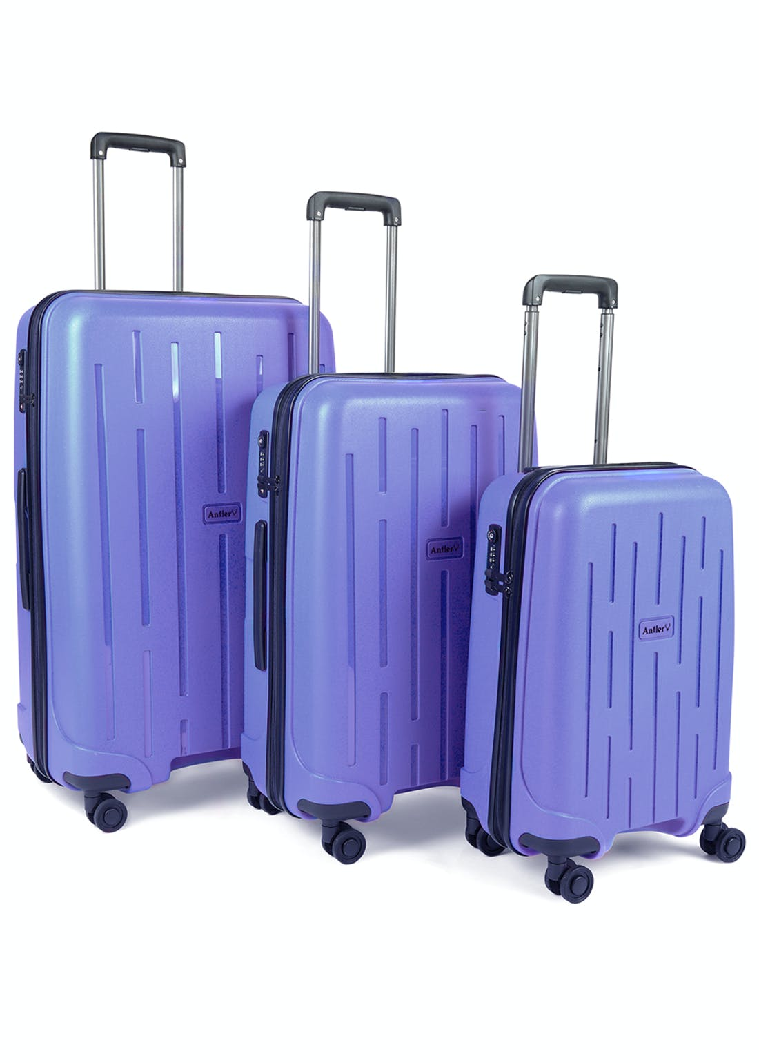 Antler Luggage Lightning Hard Suitcase