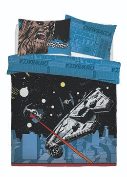 Kids Star Wars Duvet Cover (Double)