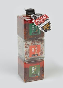 Chilli Oil & Salt Stacker (25cm x 7.5cm x 7.5cm)