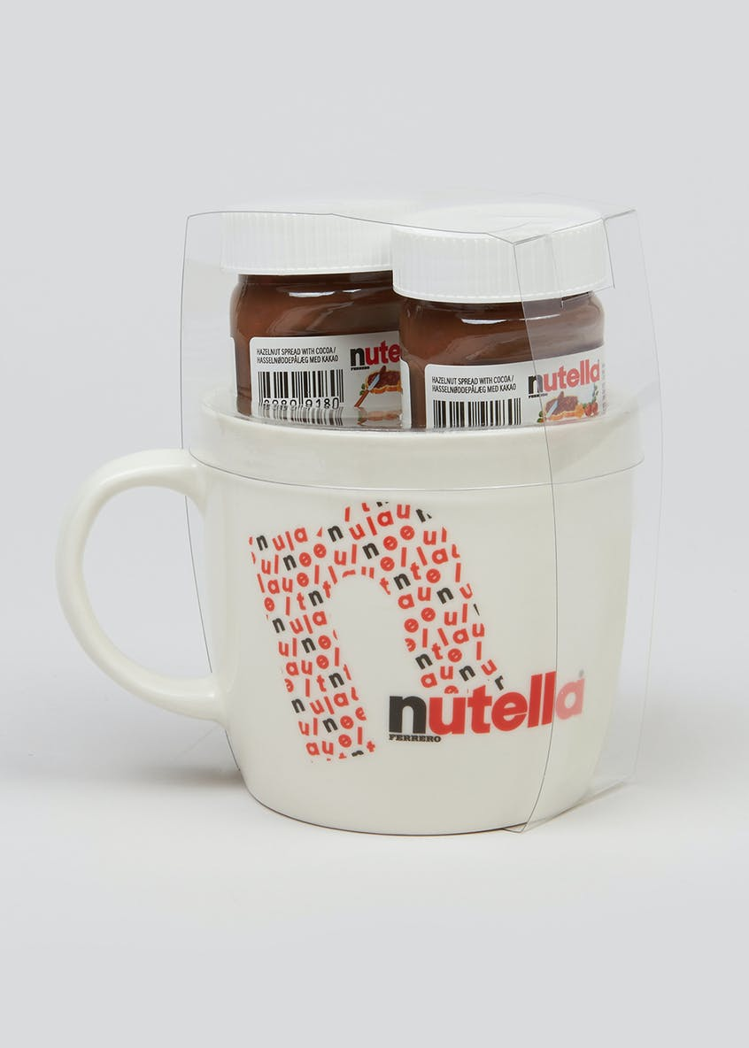 Nutella Mug Gift Set