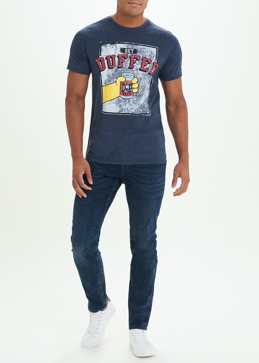 The Simpsons Duff Beer T-Shirt