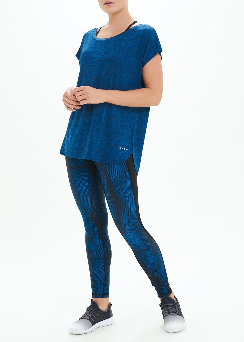 Souluxe Slouch Gym Top