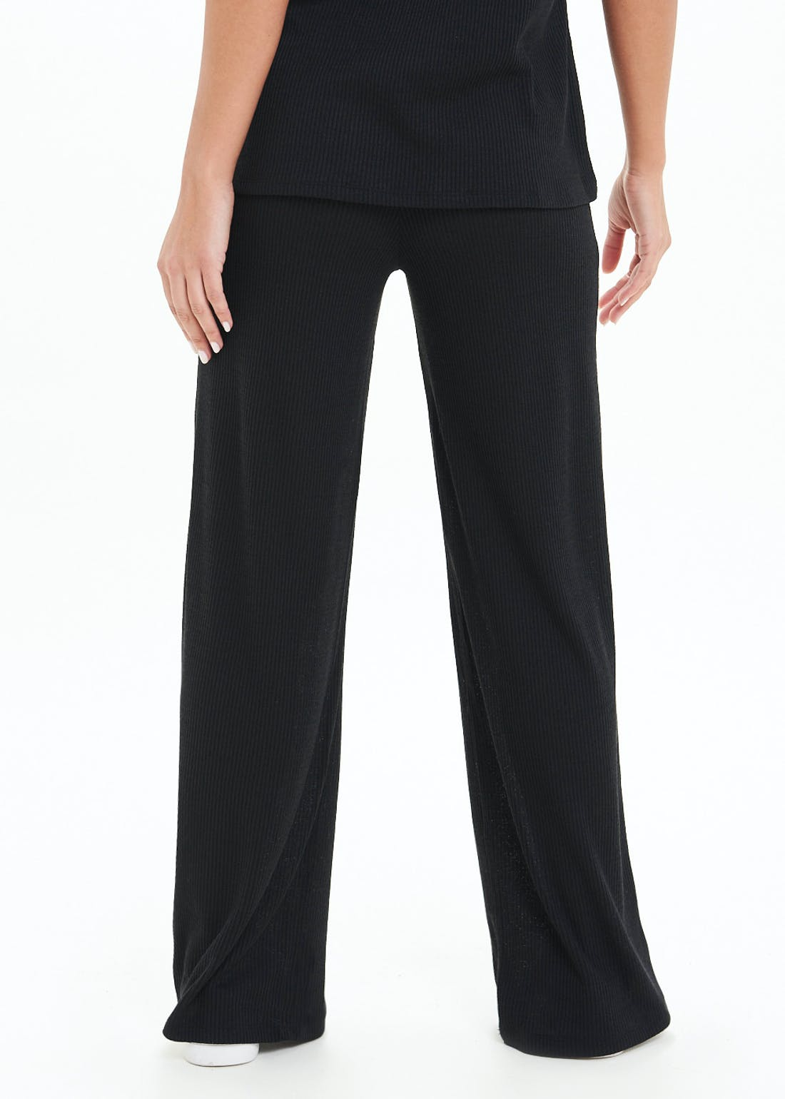 Wide Leg Lounge Co-Ord Trousers