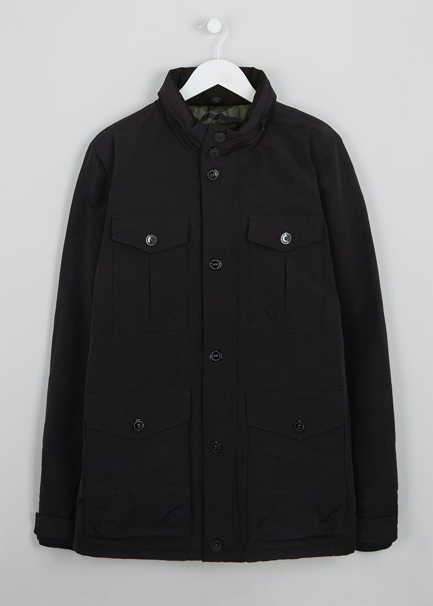 Black Field Jacket