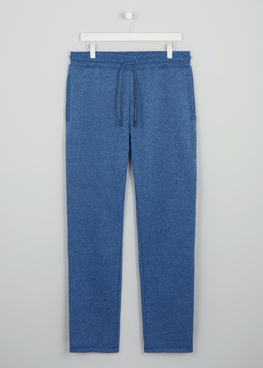 Straight Fit Marl Jogging Bottoms