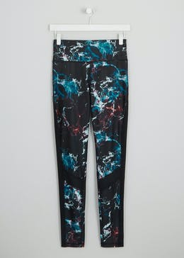 Souluxe Printed Sports Leggings