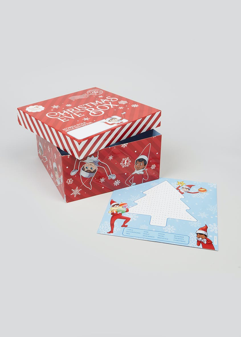 Elf On The Shelf Christmas Eve Box (31cm x 31cm)