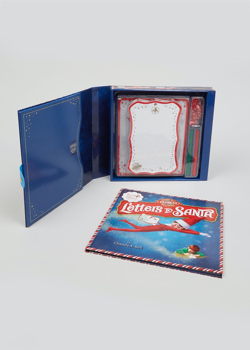 Letters To Santa Christmas Set (27cm x 27cm x 6cm)