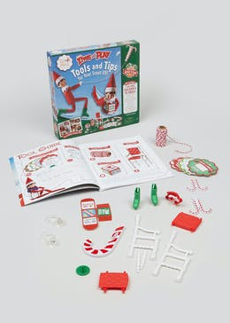 Elf On The Shelf Tips & Tools Kit (28cm x 27cm x 5cm)