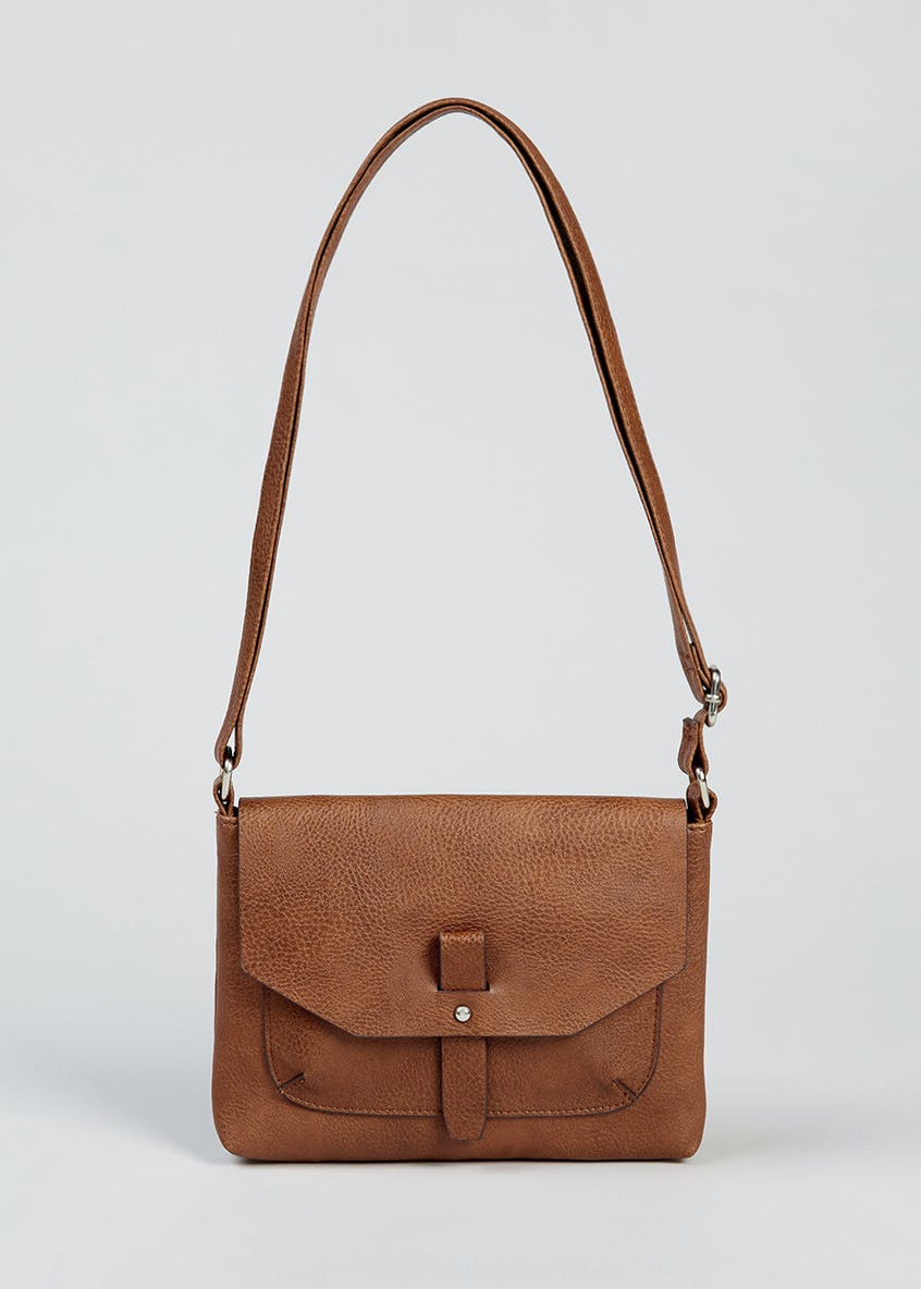 Flap Cross-Body Bag