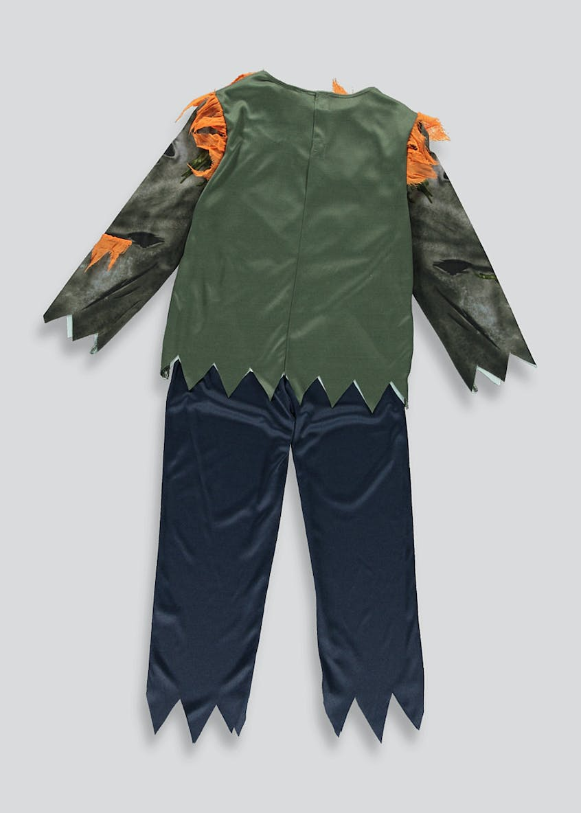 Kids Zombie Halloween Costume (4-13yrs)