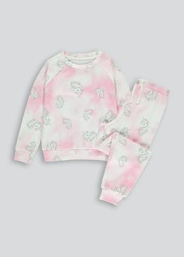 Girls Unicorn Pyjama Set (6-13yrs)