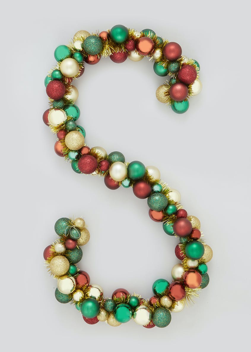 Christmas Bauble Garland (1.8m)