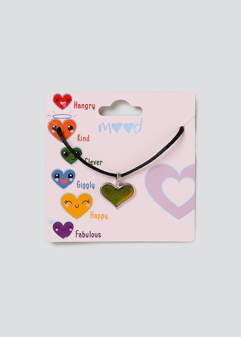 Girls Mood Changing Necklace