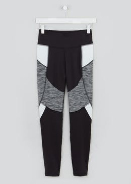 Souluxe Panelled Sports Leggings
