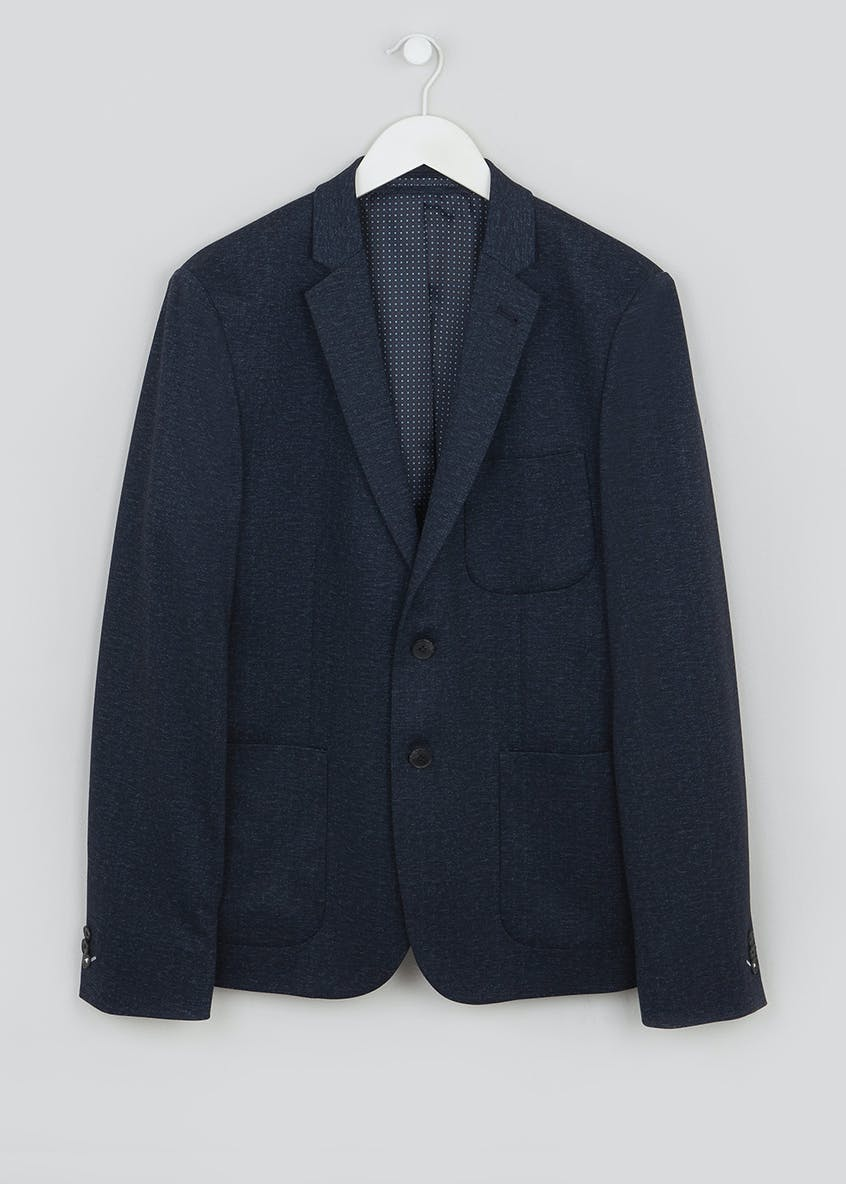 Taylor & Wright Jersey Slim Fit Suit Jacket
