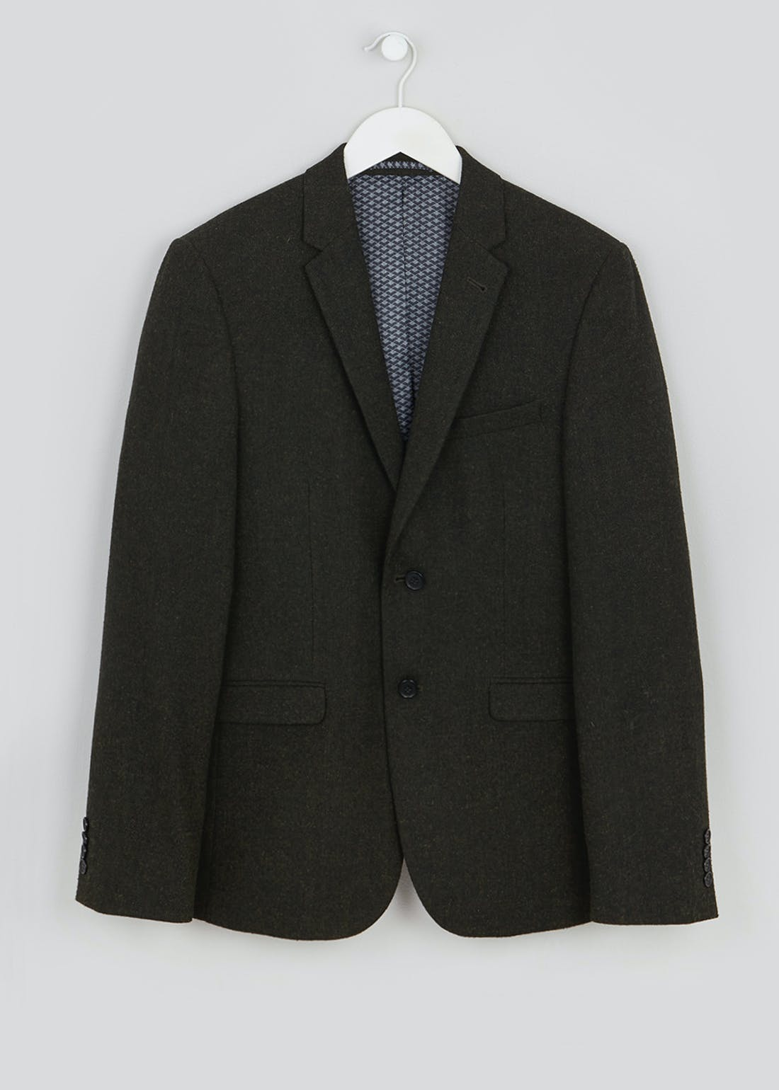Taylor & Wright Grasmere Slim Fit Suit Jacket – Green ...