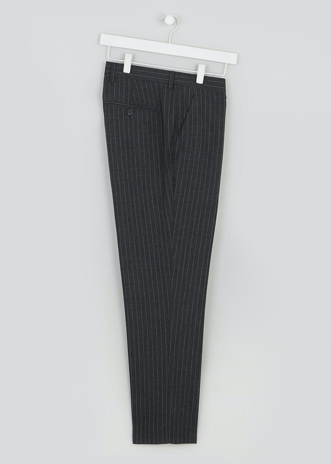 Taylor & Wright Ullswater Pinstripe Slim Fit Trousers